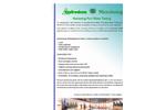 Swimming Pool Water Testing Analysis
