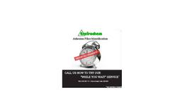 Asbestos Fibre Identification - While you wait services