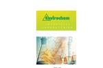 Envirochem's providing services catalogue