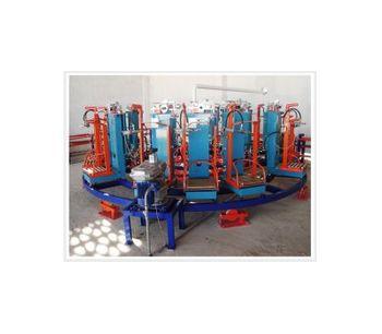 LPG Cylinder Filling Carousel