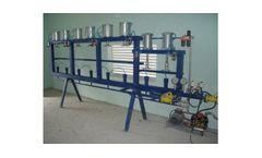 Hydrostatic Cylinder Testing Machine