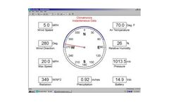 Climatronics WeatherView (WView) - Universal Display Package Software