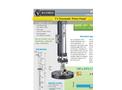 Blackhawk - Model V-2 - 101 - Pneumatic Piston Pump  Technical Datasheet