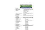 Accelerite - Bioremediation Nutrient – MSDS