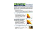 ChitoRem - Chitin Complex Inherent Buffering Agent - Datasheet