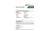 ChitoRem - Chitin Complex Inherent Buffering Agent - MSDS