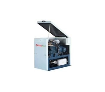 Energimizer - Model EM 22NG - Natural Gas Fired Combined Heat and Power System