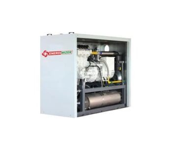 Energimizer - Model EM 70NG - Natural Gas Fired Combined Heat and Power System