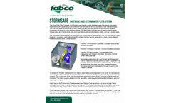 StormSafe - Filter Cartridge Vault System - Brochure