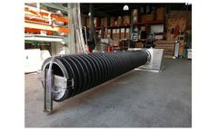 Fabco Helix - High Flow Stormwater Filter System
