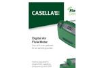 Flow Detective - Digital Air Flow Meter - Datasheet