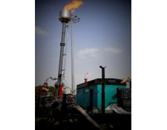 Mobile Flare (For Petrochemical, Refineries, Landfill, Biogas, Tank Terminals)