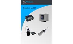 Experts in UV254 - Brochure