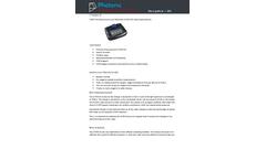 UV254 Go! Measurement and Calibration of COD Via a Spectrophotometer - Brochure