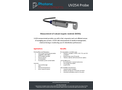 UV254 Probe - Process and Industrial Instrument - Datasheet