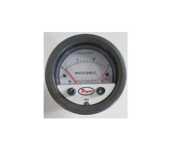 Photohelic - Pressure Control Gauge