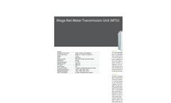 Mega-Net Meter Transmission Unit (MTU)