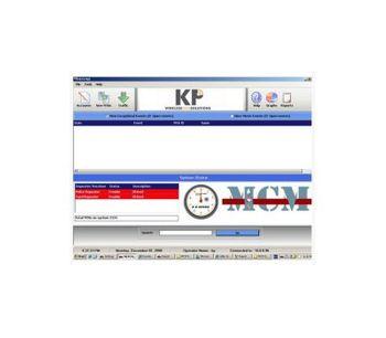 MegaNet - Meter Control Management Software (MCM)