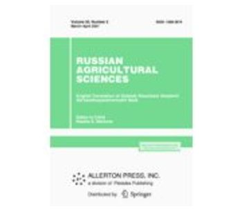 Russian Agricultural Sciences Journal