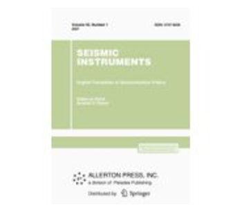 Seismic Instruments Journal