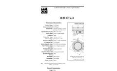 CiT iceL - Model 3F/D - Carbon Monoxide Sensors Brochure