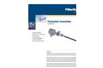 FilterSense - Model EM 30T - Particulate Transmitter - Brochure