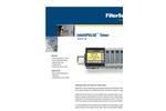 IntelliPULSE - Model 100 - Intelligent Pulse-Jet Timer for Fabric Filters - Brochure