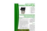 AerPro - Model SB-800DT - Downdraft Tables - Brochure
