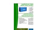 AerPro - Model 1MV Series - Ambient Air Cleaners - Brochure