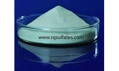Rech Chemical - Ferrous Sulfate Heptahydrate