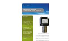 Model TQ 122 - Toxic Gas Detection and Oxygen Depletion Sensors Brochure