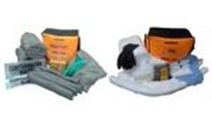 Crisben Oil and Chemical Spill Kit Bag