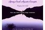 Spring Creek Aquatic Concepts - Natural Swimming Ponds and Pools