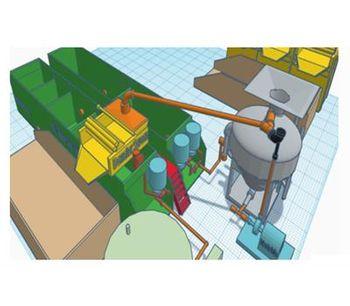 Model HLT - Hydrocarbon Liberation Technology