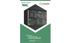 Fancom - Climate Control System - Brochure