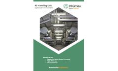 JF McKenna - Air Handling Units - Brochure