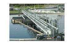 Jacopa - Clarifier Scraper Bridges