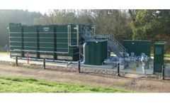 Copa® - Submerged Aerated Filter (SAF)