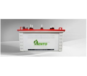Lento - Lead Acid Tubular Batteries and Trolleys