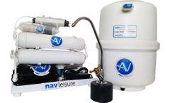 NAV Products - Model NAVLeisure - NAV Leisure Under the Sink 9 stage RO +UV+UF+Minerals+TDS Water Purifier with 9 ltr storage pressure tank