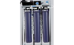NAV Products - Model NAVPro50 - NAV Pro50 Commercial RO + UV+UF+TDS Controller Water Purifier 9 stage purification