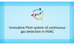 Pitot - Air Duct Gas Detection System- Brochure