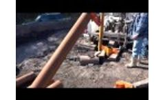 Driving Steel Casing Video
