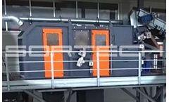 Sortech - Windshifter Air Separator