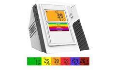 Cumulate - Model FBS500 - PM2.5 Particulate Matter Indoor Air Quality monitor
