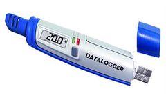 Cumulate - Model PC613 - Portable MINI USB Temperature & Relative Humidity Monitor with Datalogger