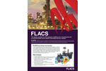 GexCon - Version FLACS - Explosion Modelling Software Brochure
