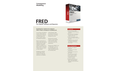 GexCon - Version FRED - Consequence Modelling Tool Brochure