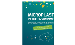 Microplastic in the Environment 2015 - Brochure