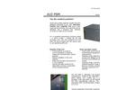 Airmodus - Model A10 - Particle Size Magnifier - Data Sheet